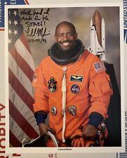 Leland Melvin Signed 8x10 Photo Nasa Astronaut Auto Autograph