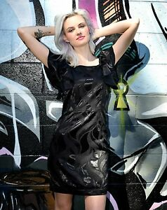 Black Friday by Dangerfield Gothic Dress - Size 8