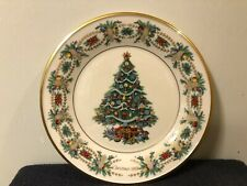 Lenox Limited Edition 1998 Christmas Trees Around The World