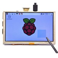 5 Inch 800 x 480 HDMI TFT LCD Touch Screen For Raspberry PI 3 Model B/2 Model B/
