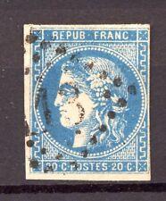 """FRANCE 46B . grosse perle dans le """"S"""". Sans défaut caché. Cote 25€    -C85-"""