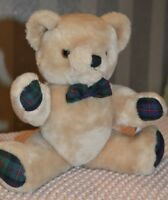 Bears Kennleys Jointed Stuffed Bear Vintage