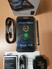 NEW SAMSUNG GALAXY NOTE 2 N7100 3G LTE SIM FREE SMART MOBILE PHONE BLACK