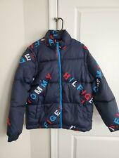 NWT Mens Tommy Hilfiger Puffer Jacket Outerwear Primaloft...
