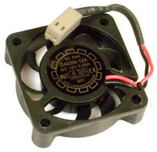 Yate Loon 40x10mm 2-Wire 12v DC 0.08a Fan D40SM-12A 2-Pin Server Square FAN