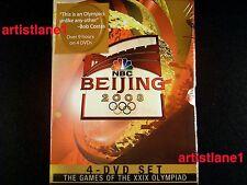 RARE 4 DVD! 2008 BEIJING OLYMPICS MICHAEL PHELPS NEW