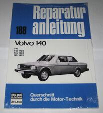 Reparaturanleitung Volvo 140 / 142 / 144 / 145 der Baujahre 1966 - 1974