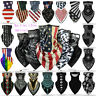Motorcycle Bicycle Bandana Tube Head Scarf Neck Gaiter Face Mouth Cover m