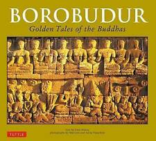 Borobudur: Golden Tales of the Buddhas (Periplus travel guides), New, Tranchini,