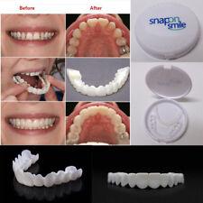 New Dentist Veneers Perfect Smile Cosmetic Teeth Dental False Front Upper Teeth