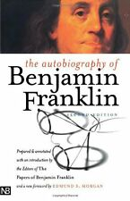 The Autobiography of Benjamin Franklin: Second Edition (Yale Nota Bene) by Benja
