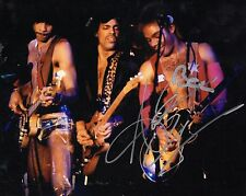 Dez Dickerson & Andre Cymone Signed  8x10 Photo With Prince Comes With COA ad2