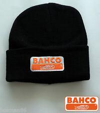 BAHCO BLACK BEANIE NEW