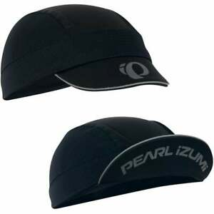 Pearl Izumi Unisex Barrier Lite Cycle cap Black One Size