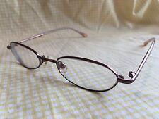 BCBG Max Azria Rose RX Eyeglasses BG-167 49 19 140 Made in Japan