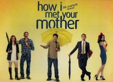 How I Met Your Mother: The Complete Series Seasons 1-9 (28-Disc Box Set) NEW!