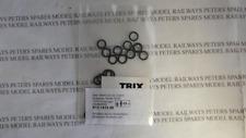 Trix / Minitrix 12151300 (S) Traction Tyres for Ivatt/9F -Ex 72151300 Pk20