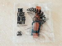 The Last of Us Part II 2 Special Edition Launch Promo Keyring Keychain