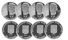 UCRANIA 2 hryven 2008 Abogado y Politico Yevhen Petrushevych UKRAINE