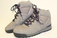 Merrell Vintage 90's Mens 8.5 Medium Gray Suede Hiking Boots Korea Made Rare