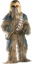 STAR WARS CHEWBACCA SUPREME FUR-COVERED Wookie Rubie's Theater Costume with Mask