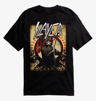 Slayer SKELETON SOLDIER T-Shirt Heavy Metal Band NEW Licensed & Official