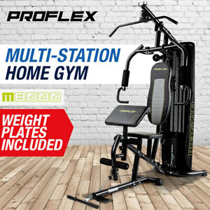 【EXTRA10%OFF】PROFLEX Multi-Function Home Gym Weight Station Fitness Machine