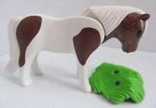 Playmobil Farm/Stables extra animal: Pony & grass/hay NEW