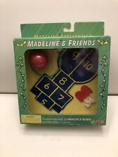 Vintage Oop Madeline & Friends 4 Pc. Outdoor Play Accessories - Low Shipping!