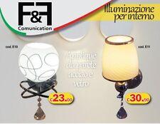 Moderno Applique Lampada da Parete  LED Up down Bianco Lampada Corridoio