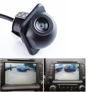 1pc 170° Car Front/Side/Rear View Reverse Night Vision Parking Camera Waterproof