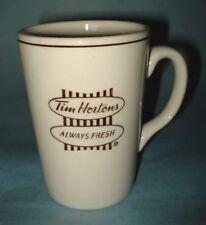TIM HORTONS Restaurant China COFFEE MUG TEA CUP Steelite England BILINGUAL LOGO