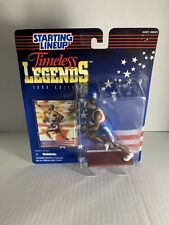 Olympic Track & Field Michael Johnson Figure - Timeless Legends Starting Lineup