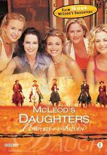 DVD - McLEOD'S DAUGHTERS  -  SEIZOEN / SAISON / SEASON 1   (NEW / NIEUW SEALED)