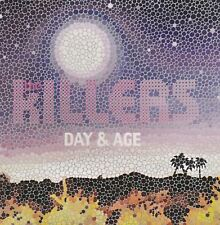 THE KILLERS day & age (CD album) new wave, indie rock, alternative rock, 2008