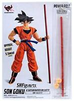 Bandai Tamashii S.H. Figuarts Dragon Ball Z Goku Power Pole SDCC 2018 Exclusive