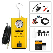 AUTOOL Car Smoke Leak Detector Smoke Machine Diagnostic Tester Automotive EVAP
