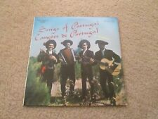 OS BAMBINOS Songs Of Portugal LP Cançoes FOLKLORE Melodias de Portugal; RLP 8046