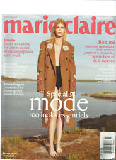 MARIE CLAIRE MAGAZINE #781 SEPTEMBER 2017 SPECIAL MODE 100 LOOKS ESSENTIELS