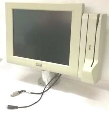 WINCOR NIXDORF BA72A BA72A-LC-DISPLAY/TOUCH TOUCH SCREEN WHITE/BEIGE, WORKING