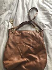 Michael Kors Soft Tan Leather Bag