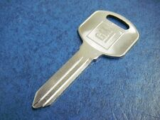 OEM GM Logo B85 Automotive Car Key Blank KAR 82454 Groove Number 75