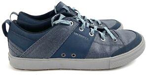 Merrell Men's Blue Walking Running Everyday Casual Comfort Sneaker Shoe Sz 9