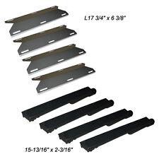 Jenn Air Gas Grill Repair Kit Replacement Grill Heat Plate and Burner - 4 pk