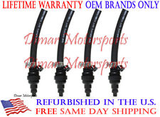 4-Hole Genuine Bosch Performance Upgrade Fuel Injector Set Vanagon 2.1 1.9
