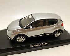 Ca Renault argento metallizzato, NOREV 1:43