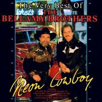 Bellamy Brothers Neon cowboy-The very best of (1991) [CD]