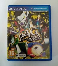 Persona 4 Golden - Official Case Only - PlayStation Vita - PS