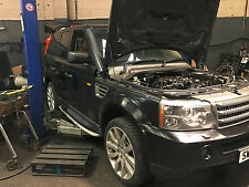 RANGE ROVER 4.2 SUPERCHARGED V8 ENGINE SUPPLY & FITTING 2005-2009