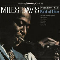 Miles Davis - Kind Of Blue  180gm Vinyl (Vinyl Used Very Good) 180gm Vinyl